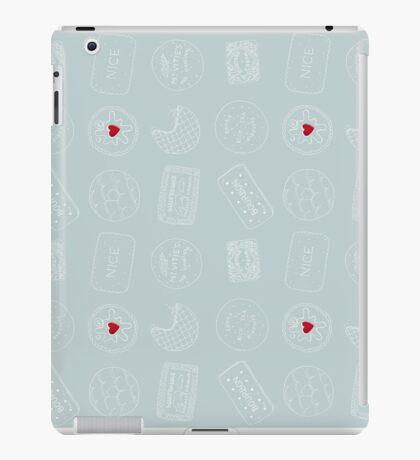 Biscuit doodles iPad Case/Skin
