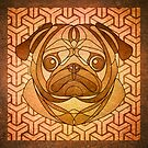 The Toasted Pug by helenasia