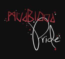 Mudblood Pride (version 2, white) by adamgamm