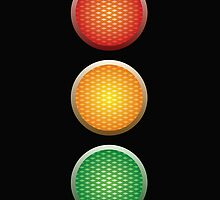 Traffic Lights by bubbliciousart