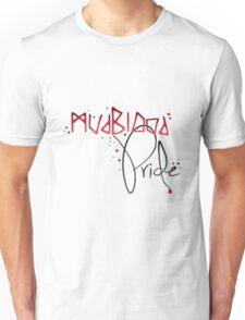 Mudblood Pride (version 2, black) Unisex T-Shirt