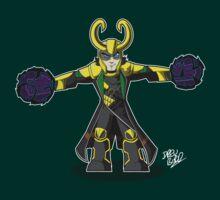 Loki by DrewBird