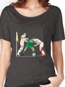 Jonathan Walters: Irish Warrior Women's Relaxed Fit T-Shirt