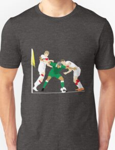 Jonathan Walters: Irish Warrior Unisex T-Shirt