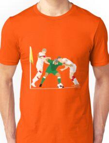 Jonathan Walters: Irish Warrior Unisex T-Shirt