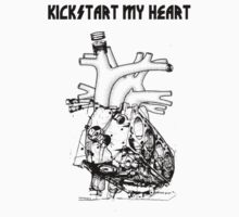 Kickstart My Heart  by JakeHatt