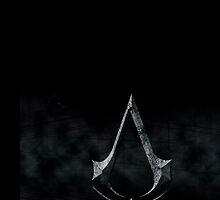 Assasin`s Creed Logo (Black) by lukedbuke
