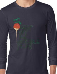 Keep Off the Dirigible Plums Long Sleeve T-Shirt