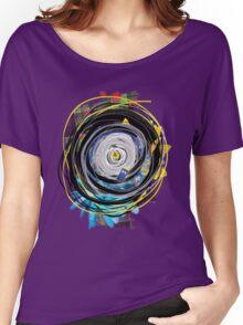 JNT Hawaiian Time Vortex Women's Relaxed Fit T-Shirt