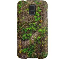 Roots and Plants Texture Samsung Galaxy Case/Skin