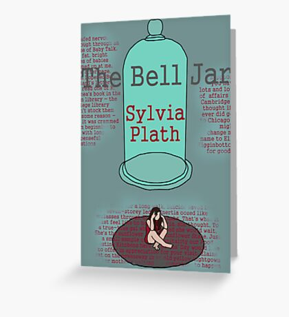 The Bell Jar Greeting Card