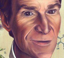 Bill Nye Sticker