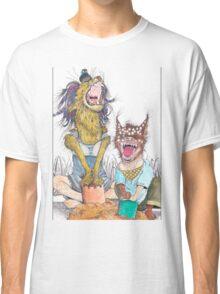 Sandcastles Classic T-Shirt