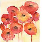 Red Poppy by Tess Johnson