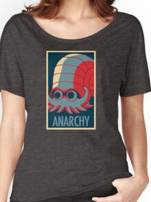The Almighty Helix - TwitchPlaysPokemon Women's Relaxed Fit T-Shirt