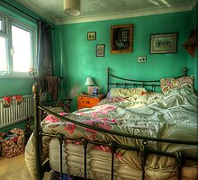 Bedroom by Simon Duckworth