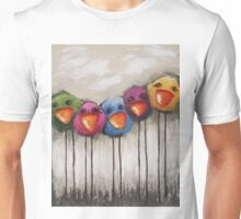 The Birds Unisex T-Shirt