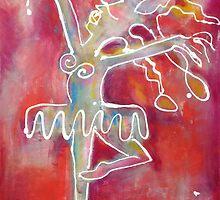 La vie dansante by Chantal Guyot