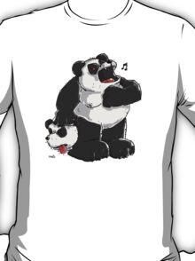 Killer Panda Bear T-Shirt