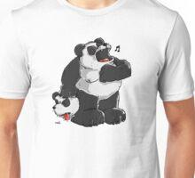 Killer Panda Bear Unisex T-Shirt