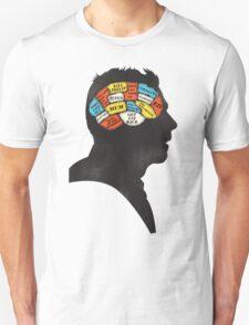 Shaun Phrenology T-Shirt