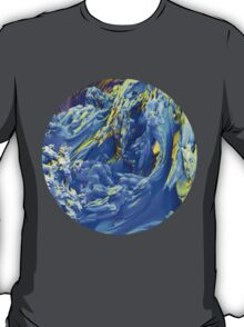 Landscape Abstract T-Shirt