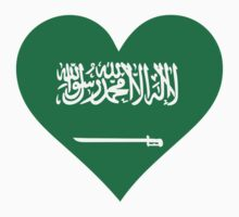 Saudi Arabia by artpolitic