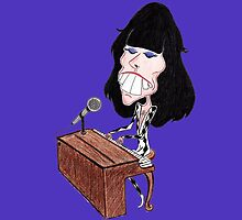 Classic Rock 70's Funny Caricature by MMPhotographyUK