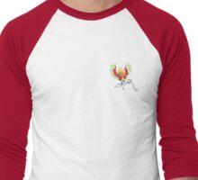 Lugia-Ho-oh Men's Baseball ¾ T-Shirt