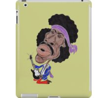 Classic Rock 60's Funny Caricature iPad Case/Skin