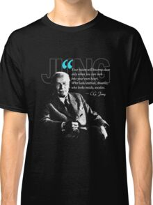 A Quote from Carl Gustav Jung Quote Dreams Classic T-Shirt