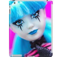 Punk Gothic Dark Doll iPad Case/Skin