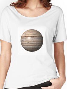 Wooden Globe Women's Relaxed Fit T-Shirt
