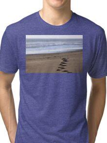 Sunset Steps Tri-blend T-Shirt