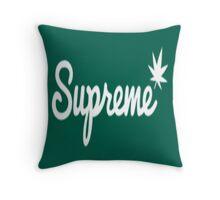 Supreme Throw Pillow