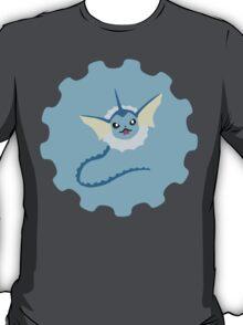Flat Vaporeon T-Shirt