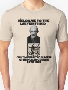 Welcome to the Labyrinth T-Shirt