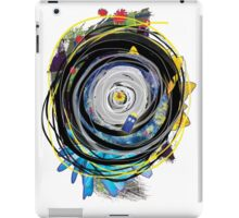 JNT Hawaiian Time Vortex iPad Case/Skin