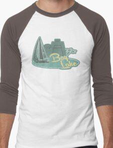 Visit Fabulous Bay Lake! Men's Baseball ¾ T-Shirt