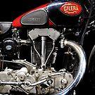Gilera VTE Quattro Bulloni Motore 1 by Frank Kletschkus