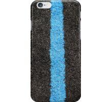 Black Blue Lawn iPhone Case/Skin