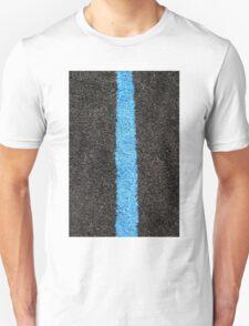 Black Blue Lawn T-Shirt