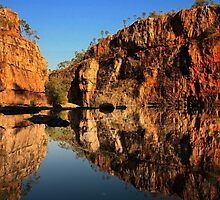 GORGE(ous) REFLECTIONS by myraj