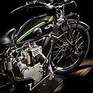 D-Rad R0/4 Engine by Frank Kletschkus