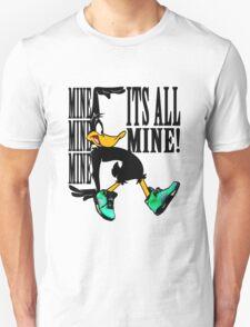 Daffy in Oregon Duck Jordans V T-Shirt