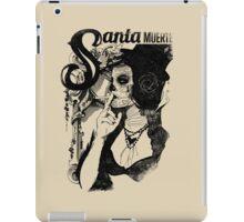 Santa Muertos iPad Case/Skin