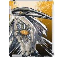 vibe of the tribe 2 raven iPad Case/Skin