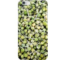 Peas Sprouts iPhone Case/Skin