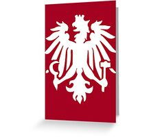 Civilization V - Austria Greeting Card
