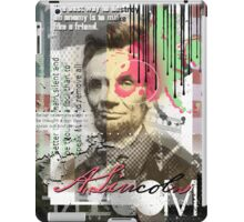 lincoln iPad Case/Skin